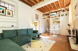 Trastevere studio apartment - Rome