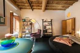 Bologna charming apartment: Up to 2+3 people