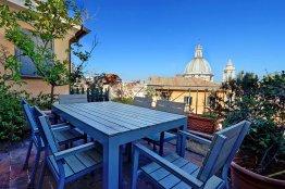 Apartamento precioso en Campo de Fiori: Hasta 4+2 personas