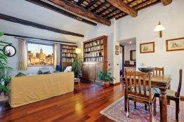 Campo de Fiori Rome terrace apartment