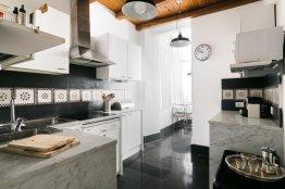 Spanish Steps elegant apartment with terrace - Rome, Via del Gambero