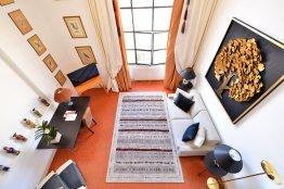 Margutta bright loft: Up to 2+2 people