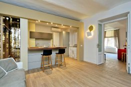 Margutta house apartment: Up to 2+4 people