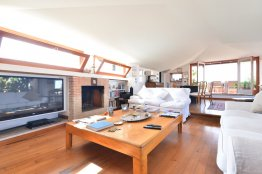 Campo de Fiori luxury penthouse: Up to 2+2 people