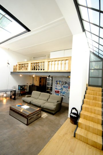 Margutta Luxury Loft < Rome apartments - Spanish Steps