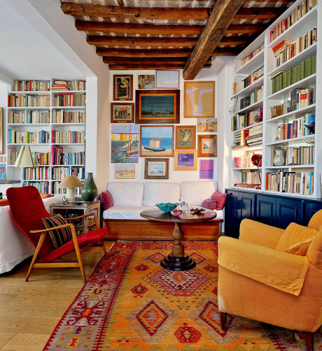 Navona terrace penthouse: Up to 4 people