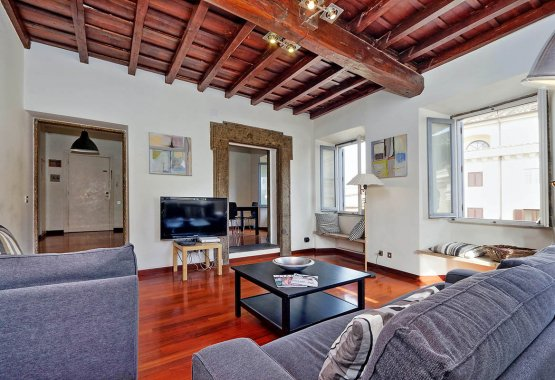Farnese Elegant Apartment | Rome | Up to 6 People