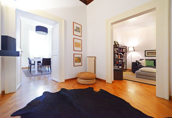 Spanish Steps cozy apartment with air conditioning