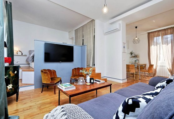 Trastevere Cozy Studio Apartment | Rome | Up to 2 people
