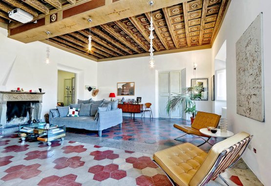Rome Design Terrace Apartment - Up to 4 people | Campo de Fiori