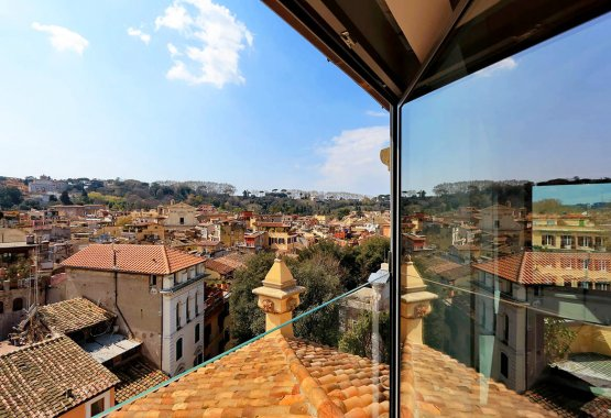 Rome Luxury Penthouse | Romeloft Exclusive Apartments