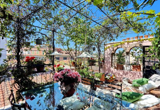 Trastevere penthouse with roof terrace | Rome | Up to 11 People