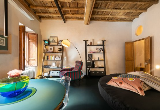 Trastevere luxury apartment