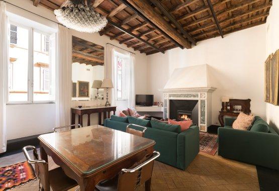Spanish Steps classy apartment - Rome, Via Bocca di Leone