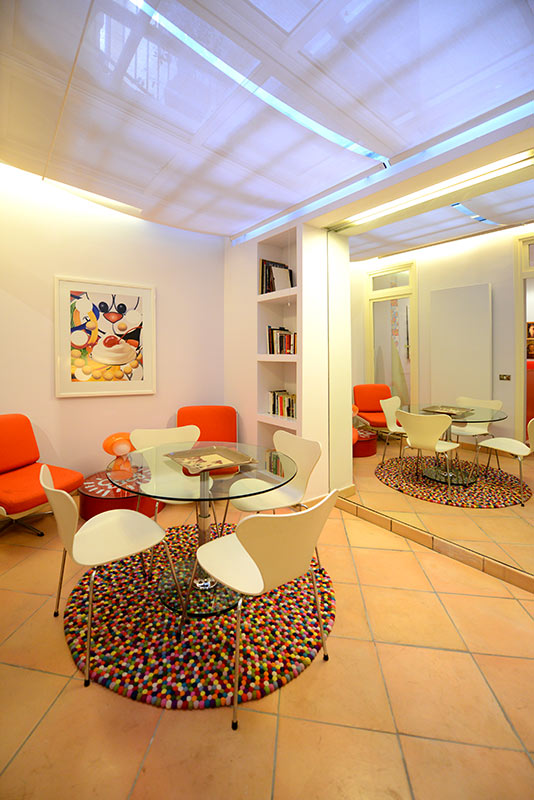 Apartment For Rent In Rome Monti Area