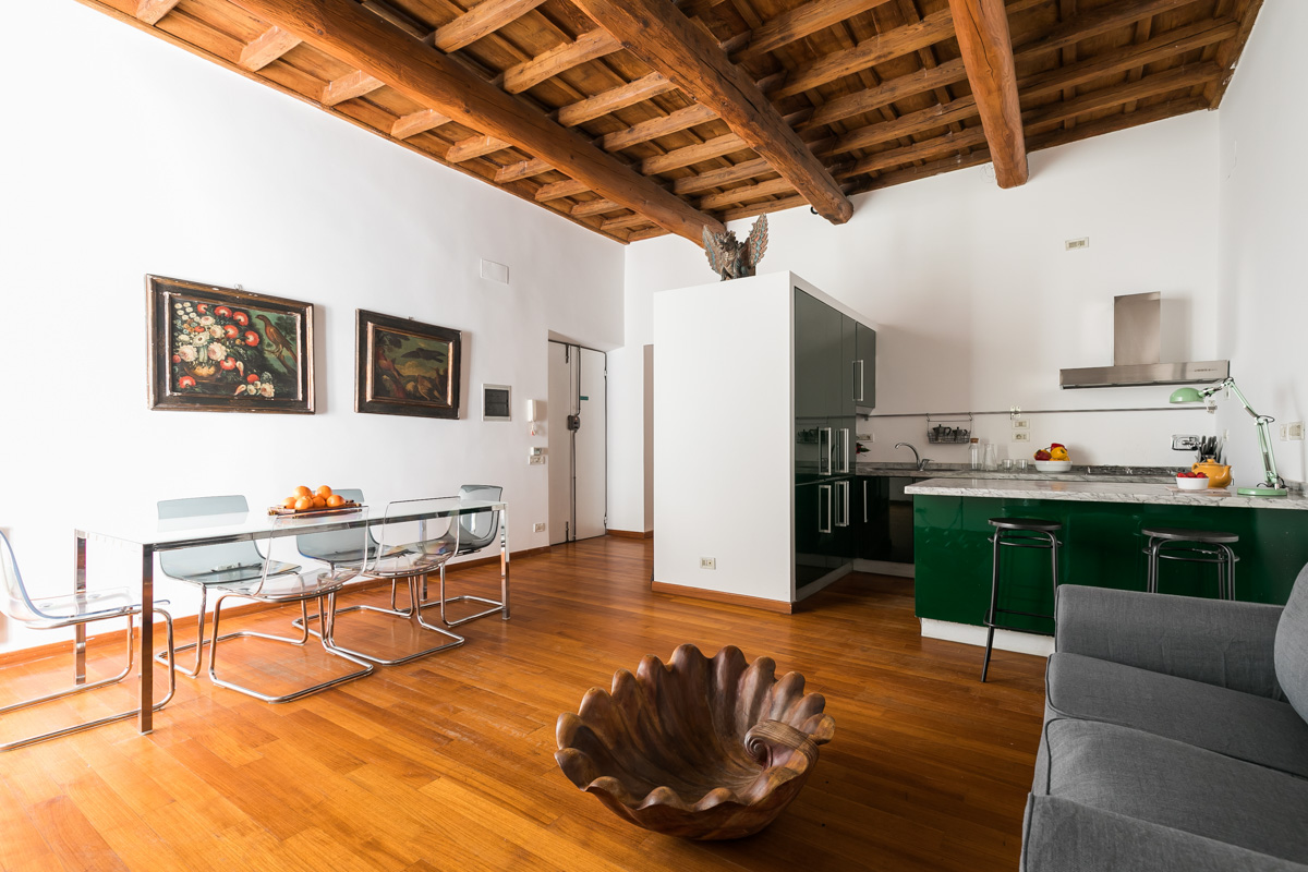 Monti house apartment - Colosseum area Rome rental apartment