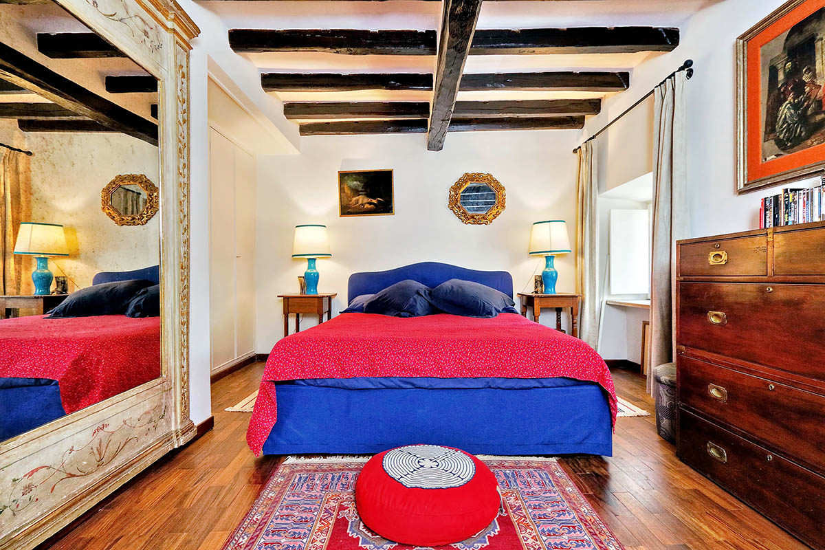 Mr. Eric Stayed At Navona Charming Apartment Up To 4+1 People