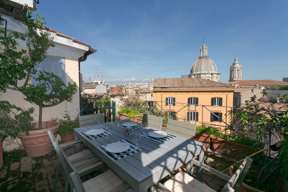 Campo de Fiori Apartment, Rome - Via dei Leutari