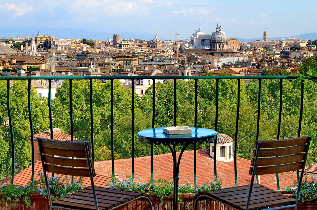 Trastevere apartments