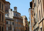 Jewish Ghetto Apartments, Rome