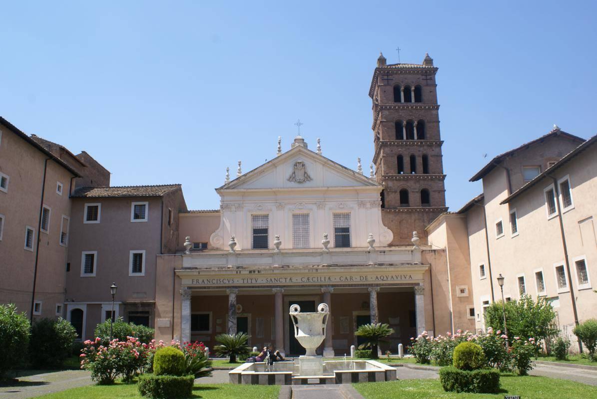 Rome Tour Guide Trastevere