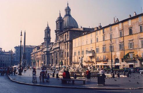 Piazza Navona Rome Guide