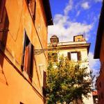 trastevere rome buildings