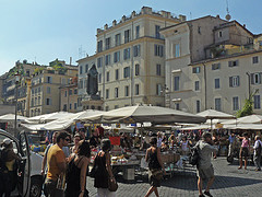 Campo De Fiori Guide Pictures Video Map And Information