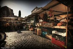 market of campo de fiori
