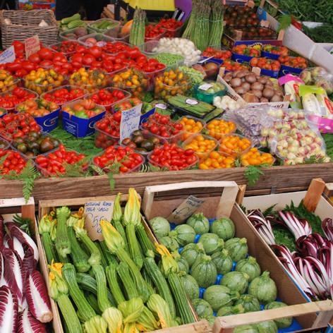 Roman market - Nuovo Mercato Trionfale