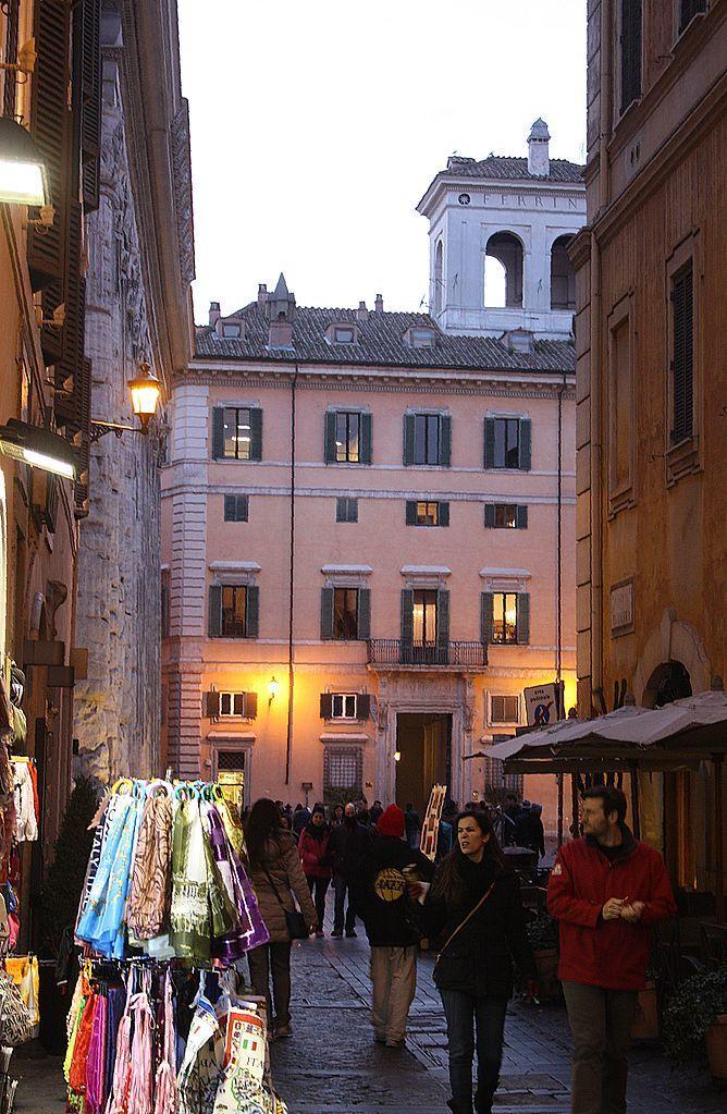 Pantheon Il Barroccio