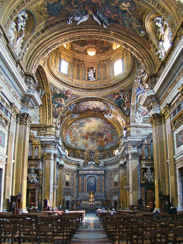 Free things to do in Rome - Church