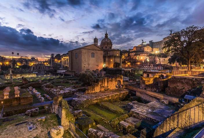 Free things to do in Rome - Fori Imperiali