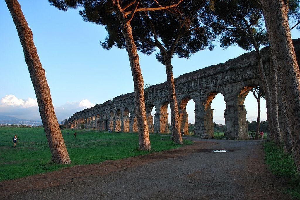 Free things to do in Rome - Parco degli Acquedotti