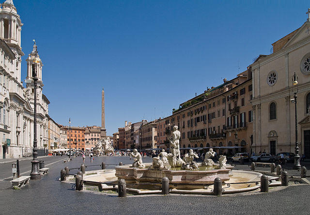 Free things to do in Rome - Piazza Navona