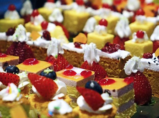 pastry shop in Rome Il Catanese Sicilian