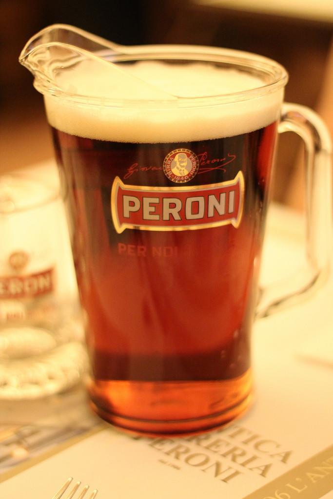 Rome Antica birreria Peroni