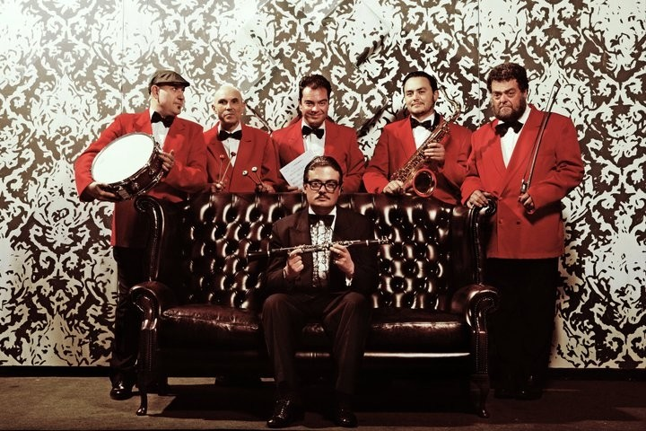 Rome Gregory's Jazz club