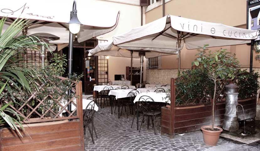 Trevi Nanà restaurant
