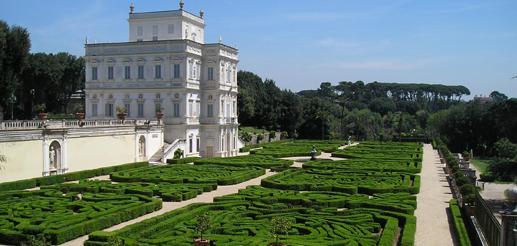 Villa-Pamphily-Rome-parks
