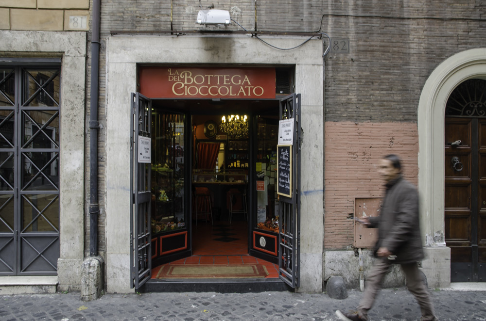Chocolate Store in Monti