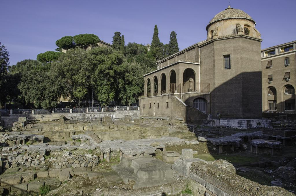 Sant'Omobono Church and Archeological Area