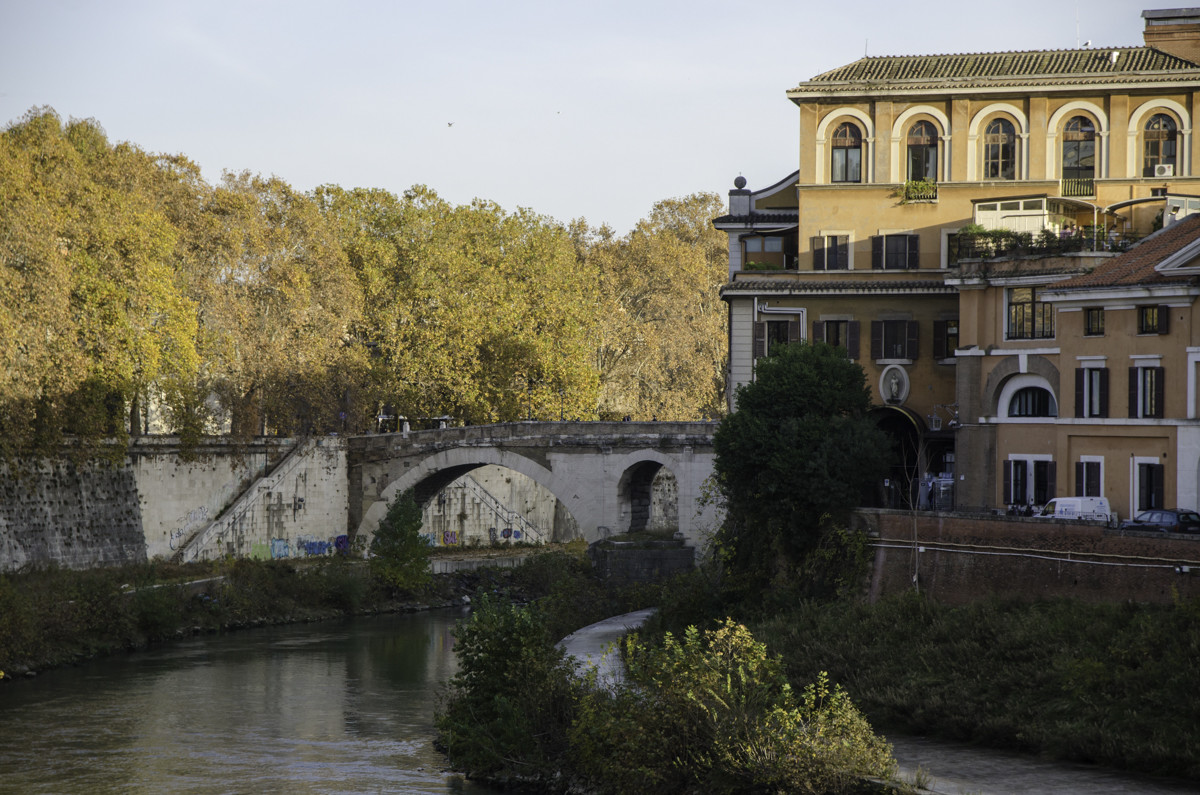 Guide to the Jewish Ghetto area of Rome, Italy