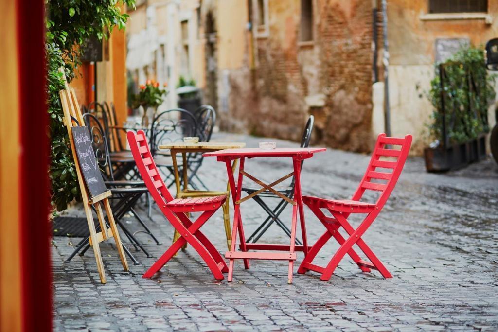 gluten free restaurants in rome