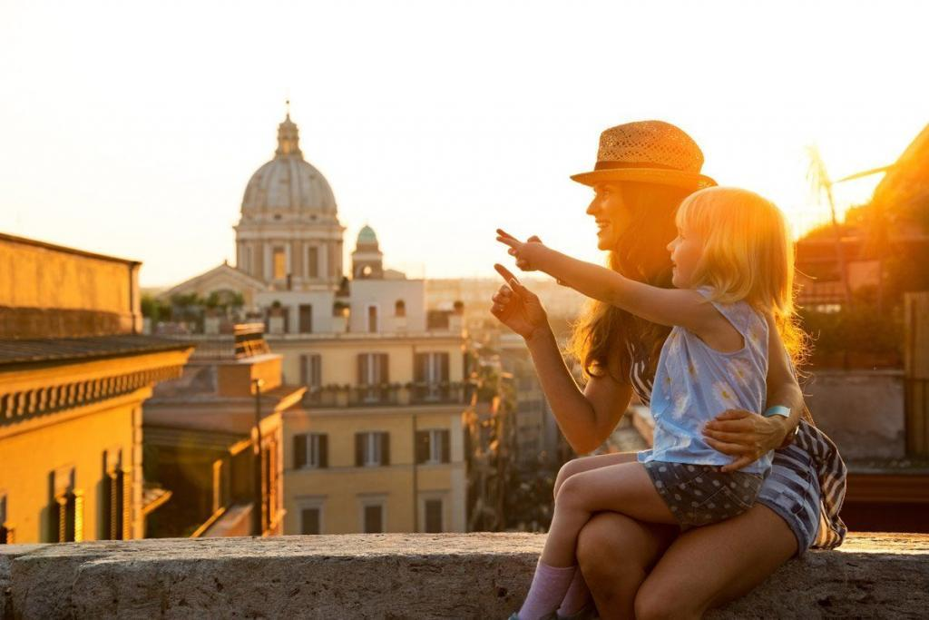 family-friendly activities in rome
