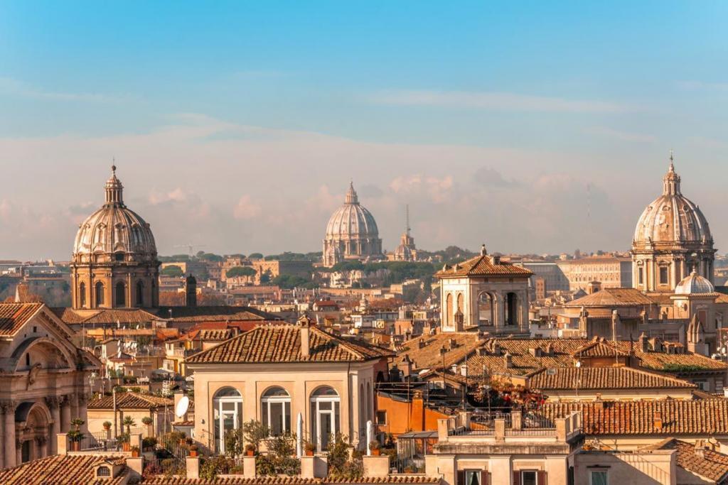 best views in rome