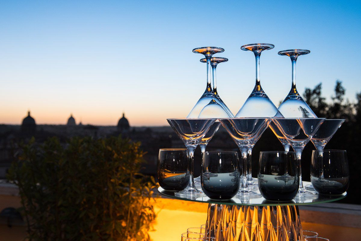 Best Rooftop Bars In Rome Drink Romeloft Highlights