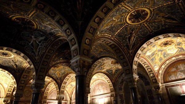 roman catacombs tour